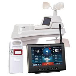 AcuRite 01024M Pro Weather Station with HD Display, Lightnin