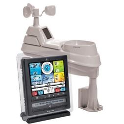 AcuRite 01036 Pro Color Weather Station with PC Connect, Rai