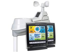 AcuRite 01078 Wireless Weather Station with 2 Displays and 5