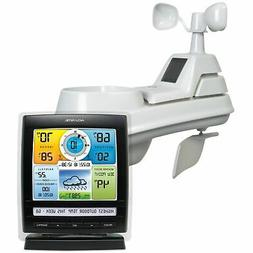 AcuRite 01512 Wireless Weather Station with 5-in-1 Weather S
