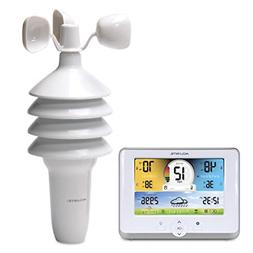 AcuRite 01530M 3-in-1 Weather Station with Wi-Fi Connection