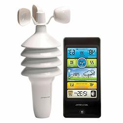 AcuRite 01604M Pro Color Digital Weather Station with Wind S