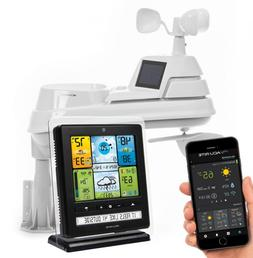 AcuRite 02064 Weather Station with PRO+ 5-in-1 Sensor, PC Co