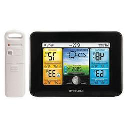 """ACURITE 02077M Weather Station,0 to 99.99"""" Rain Fall"""