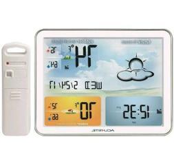 02081m weather station with jumbo display