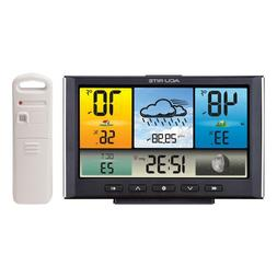 CHANEY INSTRUMENTS 02098 WEATHER STATION W COLOR DISPLY