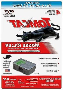 Tomcat 0371610 Tier 3 Disposable Mouse Bait Station