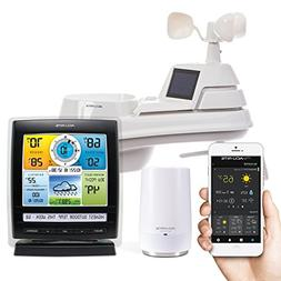 AcuRite 01012M Weather Station with Remote Monitoring, Compa