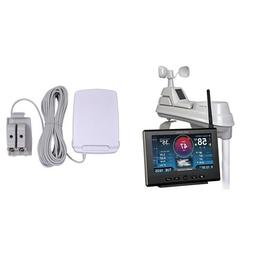 AcuRite 01535M 5-in-1 HD Weather Station Bundle with 06052M