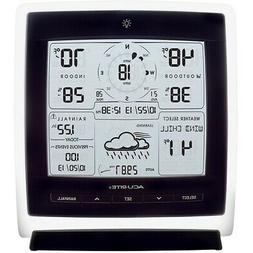 Pro 5-in-1 Weather Station with Wind and Rain