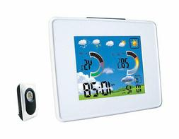 Taylor 1513 Wireless Digital Weather Station With Barometer,