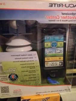 AcuRite 3-in-1 Digital Weather Station Wireless Outdoor Sens