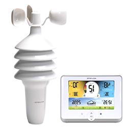 3-in-1 Weather Station with Wi-Fi Connection to Weather Unde