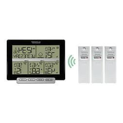 308-1412-3TX La Crosse Technology Weather Station with 3 TX1
