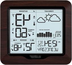 La Crosse Technology 308-1417Bl Backlight Wireless Forecast