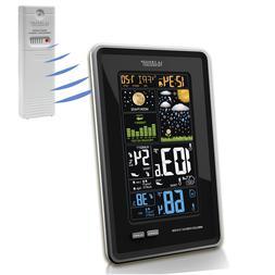 La Crosse Technology 308 1425B INT Vertical Wireless Color W
