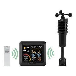 327-1417 La Crosse Technology Professional Color Wind Speed