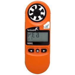 Kestrel 3500FW Professional Fire Weather Meter Orange
