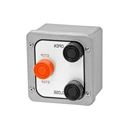 MMTC 3BX NEMA 4 Exterior Three Button Surface Mount Control
