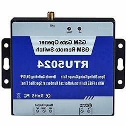 3G Gate Opener Remote Access Switch Garage Swing Sliding On/