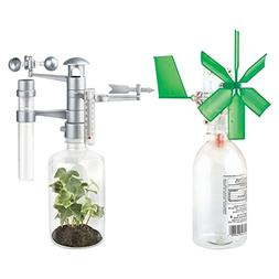 4M Green Science Windmill Generator & Weather Station