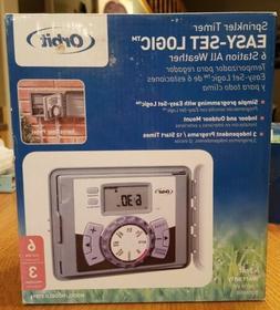 Orbit 9 Station indoor or Outdoor Irrigation Controller