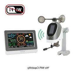 79400 La Crosse Technology Backyard Wind + Weather Station L