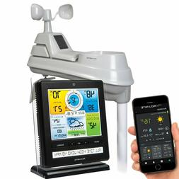 AcuRite 02032 Pro Weather Station with PC Connect, 5-in-1 We