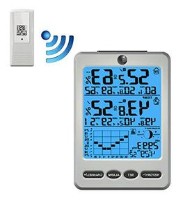Ambient Weather WS-110 Wireless Weather Station with Tempera
