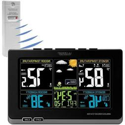 La Crosse Technology 308-1414MB-INT Wireless Color Weather S