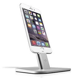 Twelve South HiRise for iPhone/iPad, Silver | Adjustable cha
