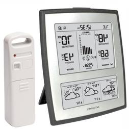 ACU-RITE Weather Station With Morning Noon & Night Forecasti