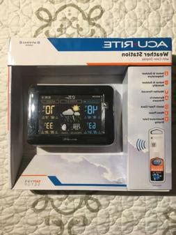 🎼AcuRite 02027A1 Color Weather Station - BRAND NEW IN ORI