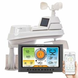 AcuRite 5-in-1 Weather Station with Wi-Fi Connection to Weat
