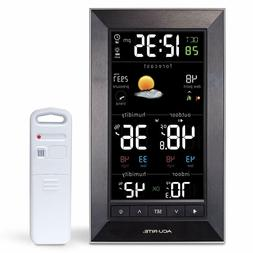 AcuRite Vertical Wireless Color Weather Station
