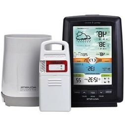 AcuRite Weather Station with Rain Gauge and Lightning Detect
