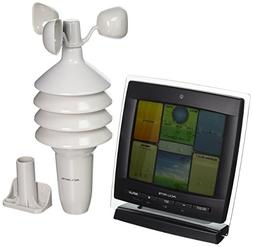Acurite Pro Color Weather Station With Wind Speed - 330 Ft -