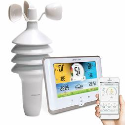 AcuRite01530M 3-in-1 Weather Station with WiFi Connection to