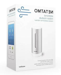 Netatmo Additional Indoor Module for Weather Station - Works