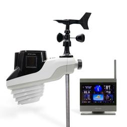 AcuRite Atlas Weather Station High Definition Touchscreen Di