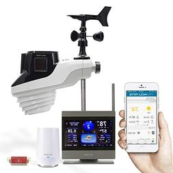AcuRite 01007M Atlas Weather Station with HD Touchscreen Dis