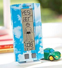 Battery Operated Digital My First Weather Station, in Boy