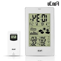 Fiesta Bloomerang FanJu FJ3352 Weather Station with Baromete
