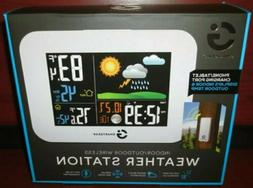 BRAND NEW!  Smart Gear Wireless Weather Station - Indoor & O