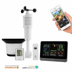 La Crosse Technology C83100-INT WiFi Professional Weather St