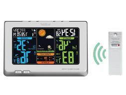C83332 La Crosse Technology Wireless Color Weather Station T