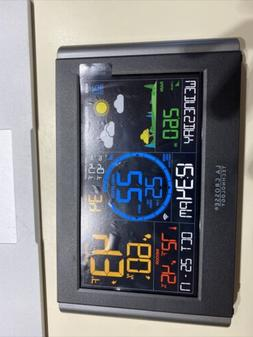 LA CROSSE Technology C84428 Color Weather Station Wi-Fi DISP