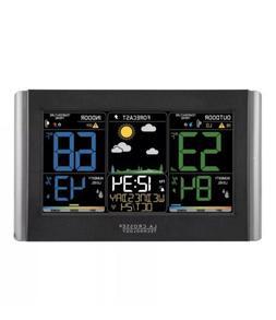 La Crosse Technology C85845 Color Wireless Forecast Station