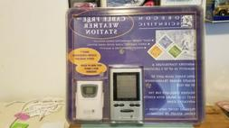 Oregon Scientific Cable Free Weather Station NEW IN PACKAGE