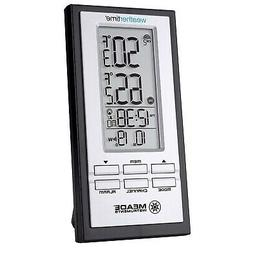 Clock Weather Station, Digital Home Indoor Weather Station D